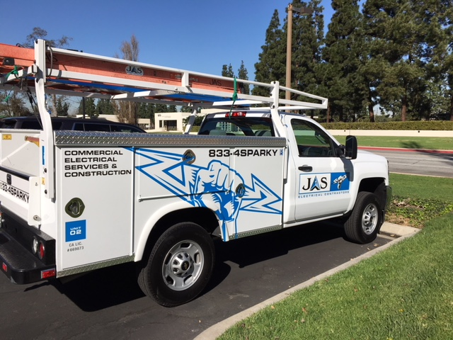 JAS Electrical Truck