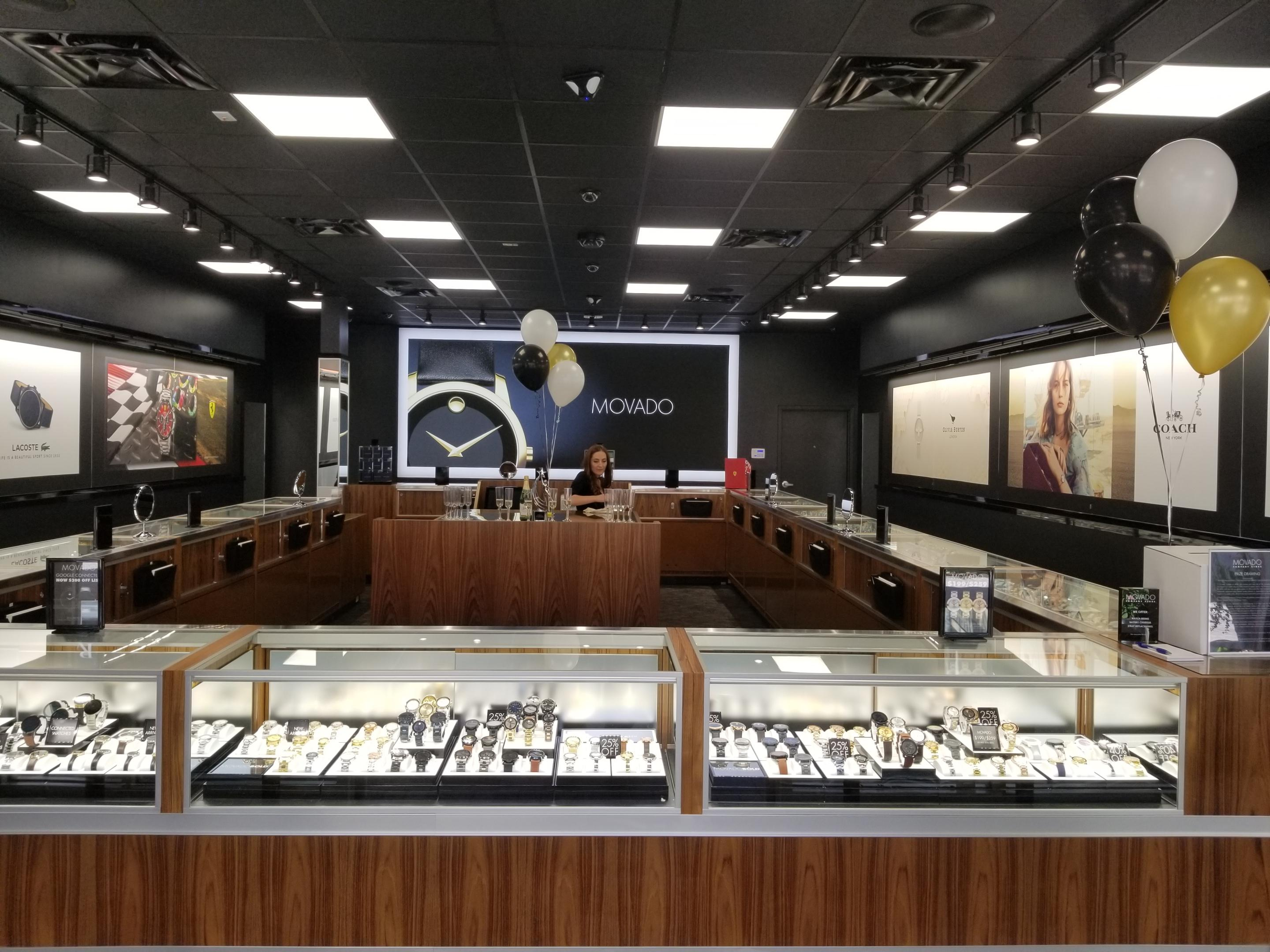 Movado Opens New South Florida Locations