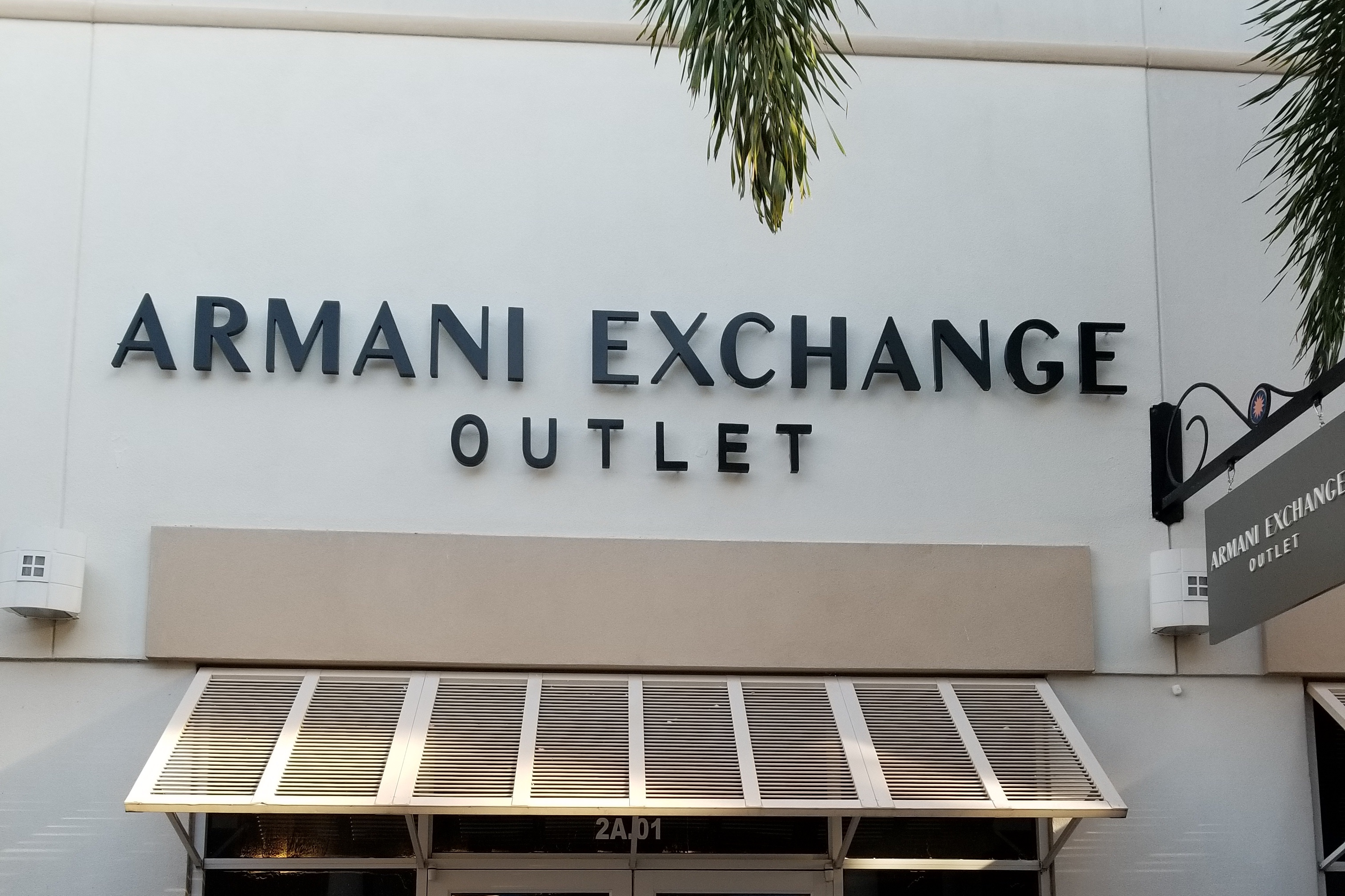 Armani Exchange - Orlando International Premium Outlets