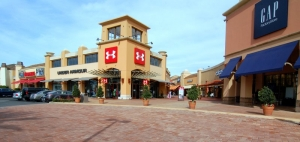 JAS Completes LA's Citadel Outlets 166,033 Sq.Ft. of New Construction