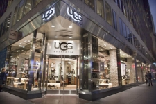 Corcon of New York and JAS of California Complete Construction of UGG Australia on Madison Avenue