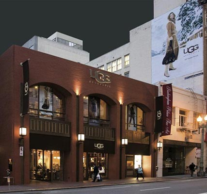 uggs store los angeles